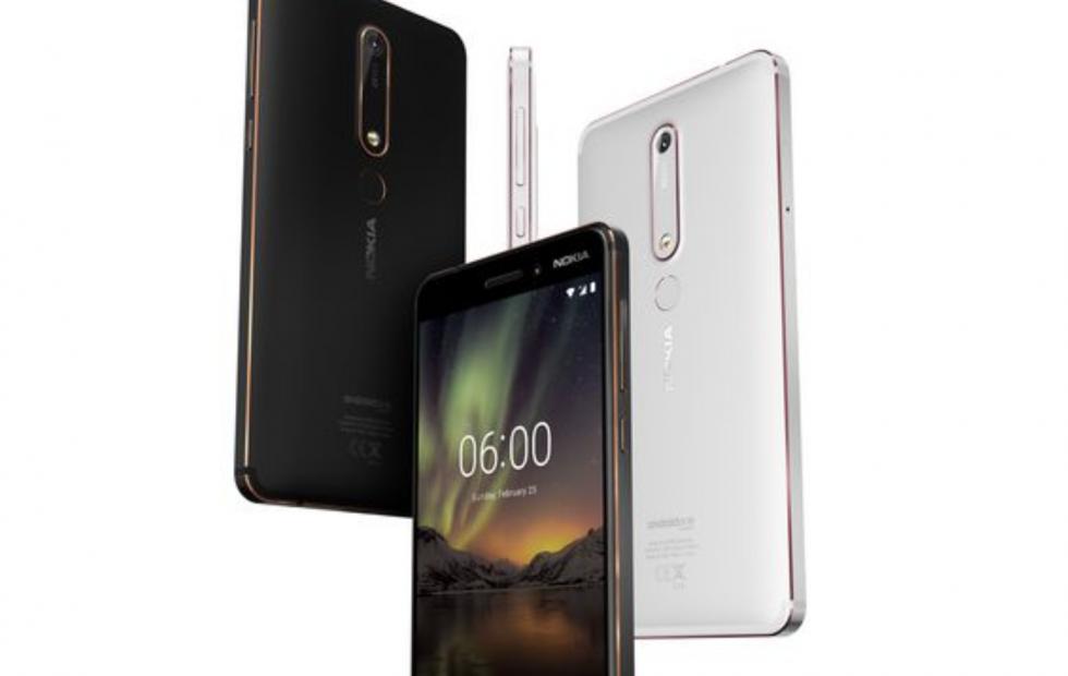 الكشف عن تفاصيل ومواصفات هاتف Nokia 6 في مؤتمر #MWC2018