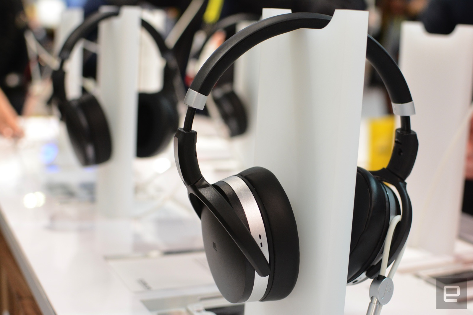 Sennheiser's wireless headphones