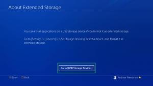 Set Up External Storage 3