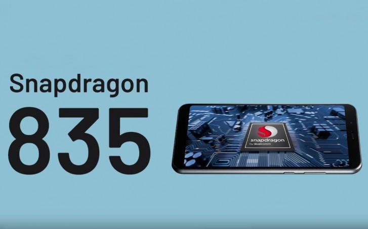 Sharp تعلن رسميا عن هاتف AQUOS V بمعالج Snapdragon 835 وسعر 230 دولار