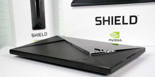 Shield TV-Android