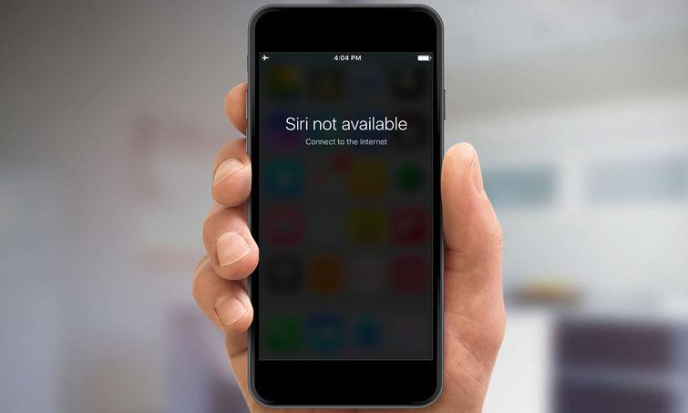 Siri -iphone