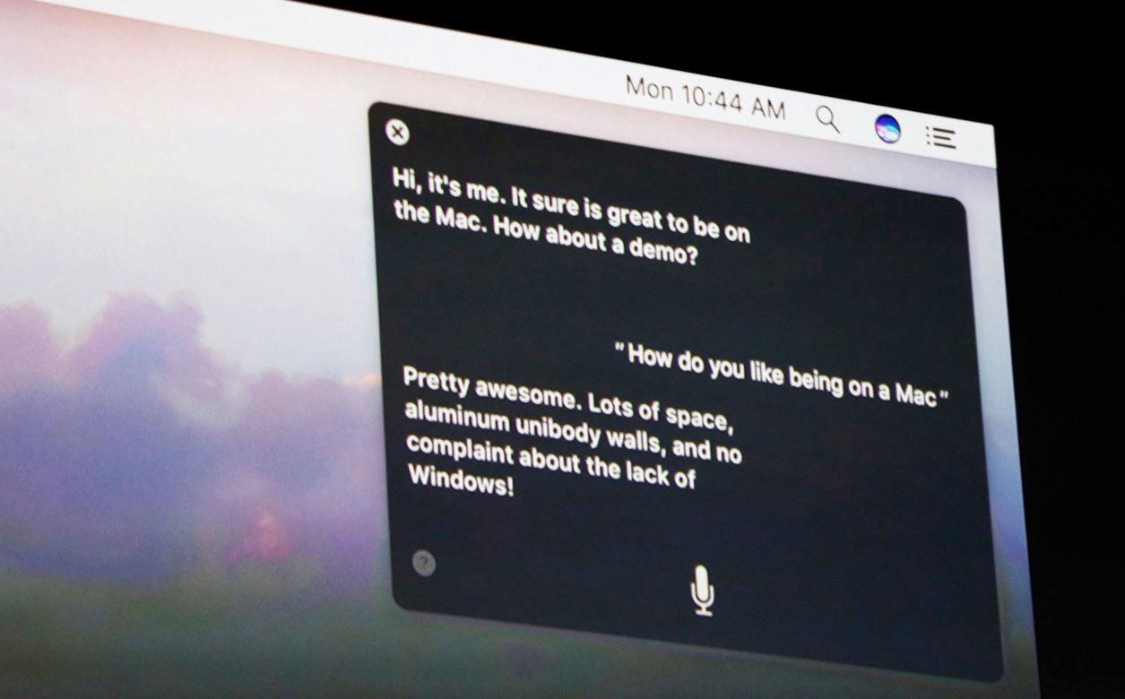 Siri-mac