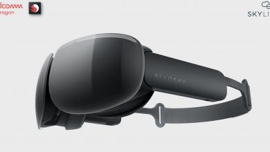SkyLights-Allosky -Cinematic VR headset