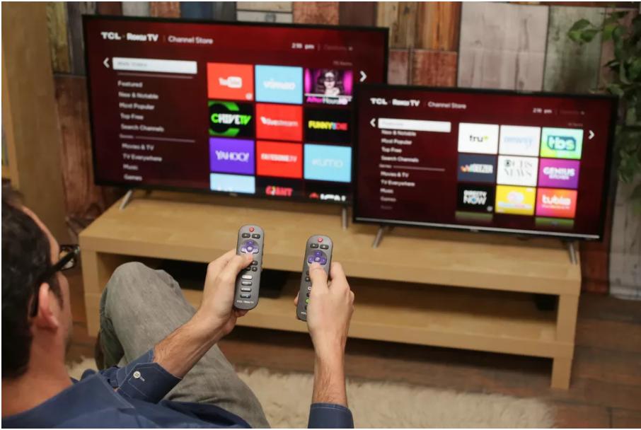 Smart Roku TVs and streamers