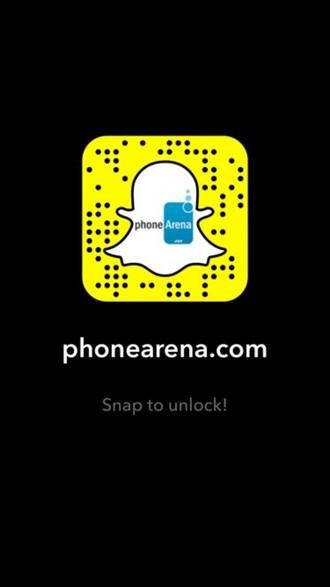 Snapchats- -Snapcodes