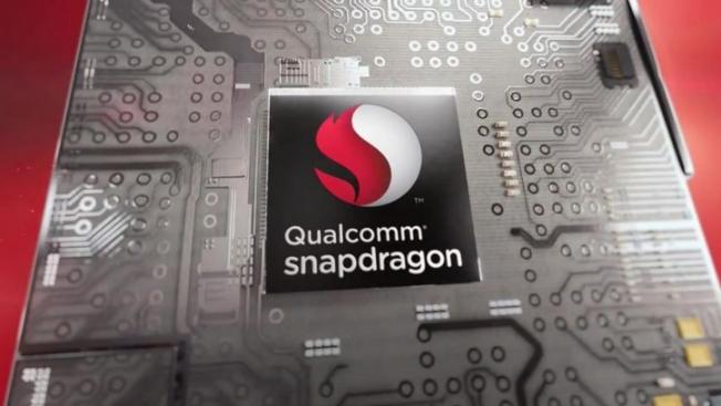 Snapdragon 845 chips