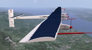 Solar Impulse 2-plane