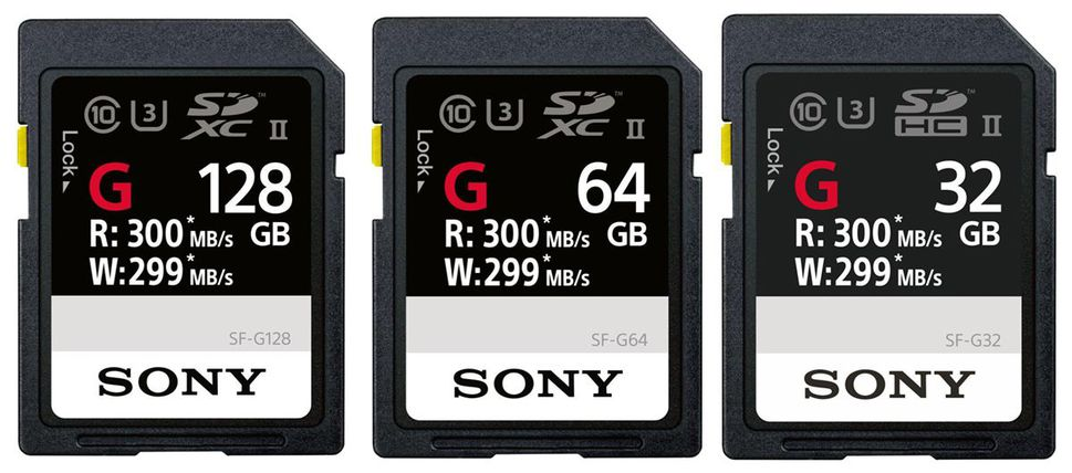 Sony -SD card