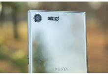 Sony Xperia XZ Premium camera