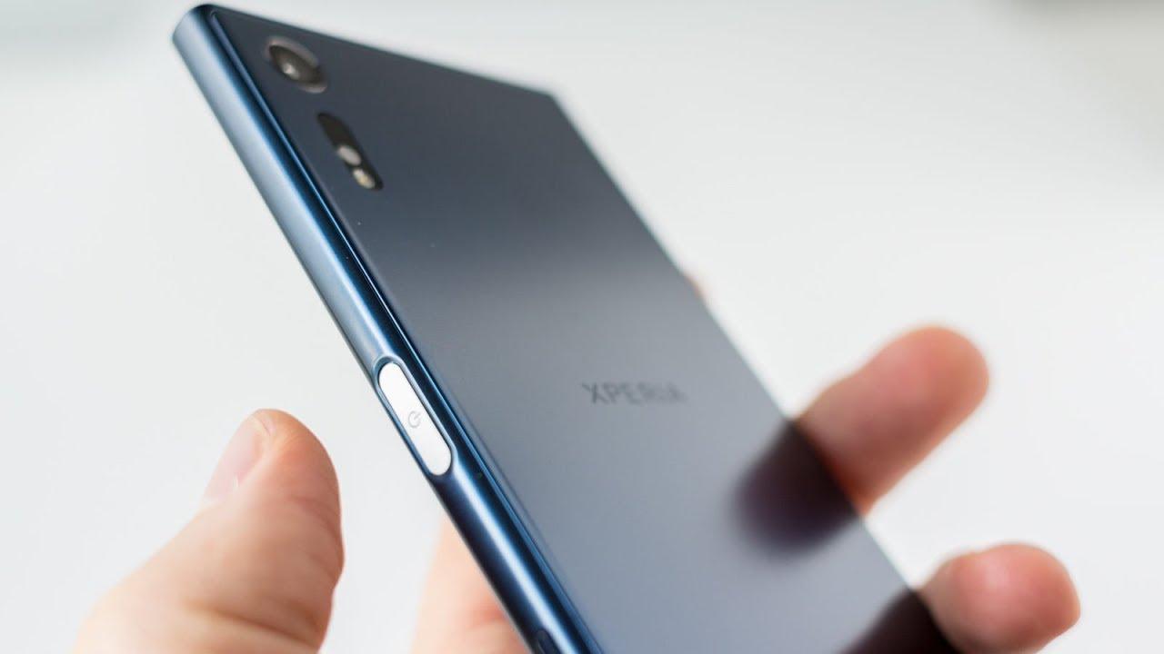 Sony Xperia-XZ1