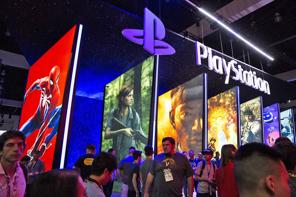 Sony says its new PlayStation is more than a year away