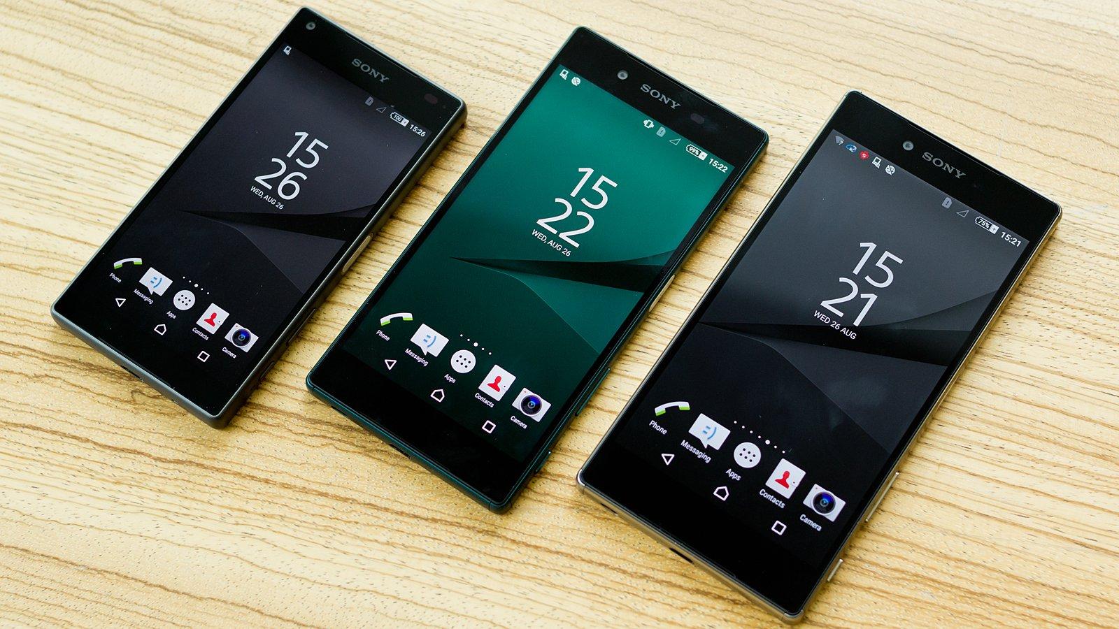 مراجعة للهاتف المحمول Sony Xperia Z5