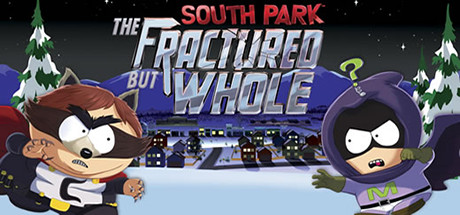 South Park-The Fractured But Whole