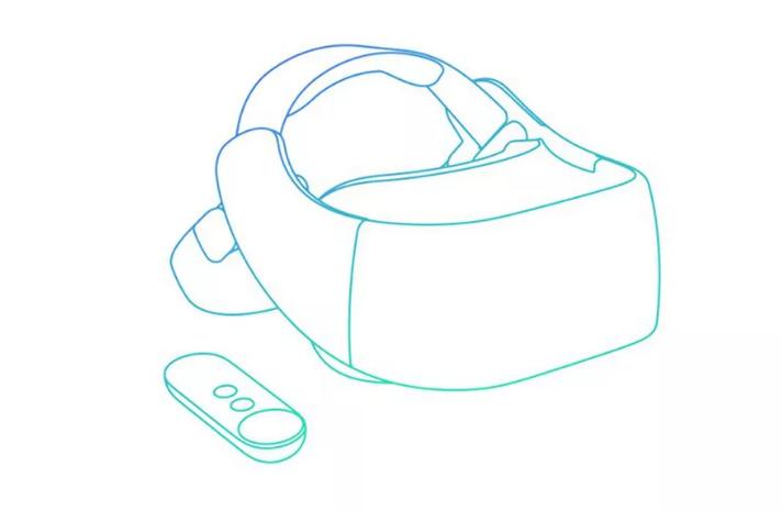 Standalone Google VR headsets