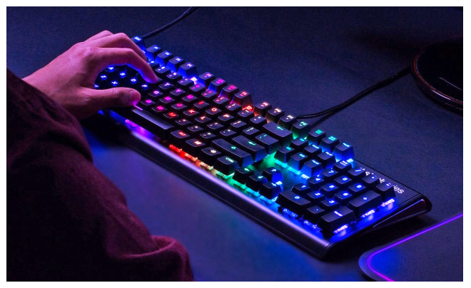 SteelSeries' new keyboard