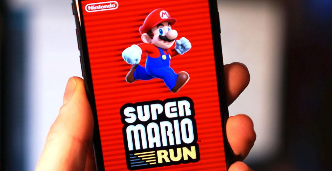 Super-Mario-Run-game