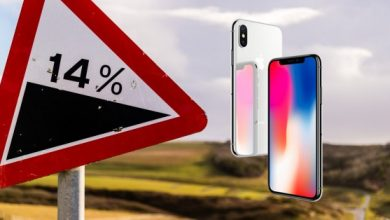 Suppliers of iPhone X components report lowering orders