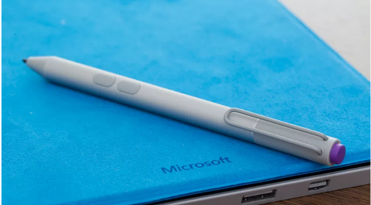 Surface Pen can be used on a Surface Pro 4