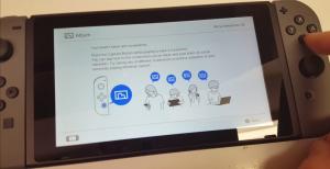 Switch system menu-4