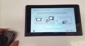 Switch system menu-5