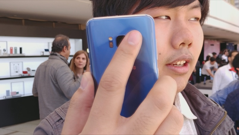 Synaptics failed Samsung