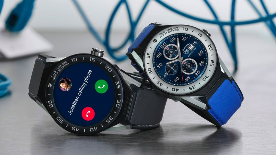 Tag Heuer's new watch