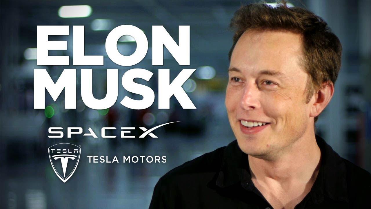 Tesla - Space X founder