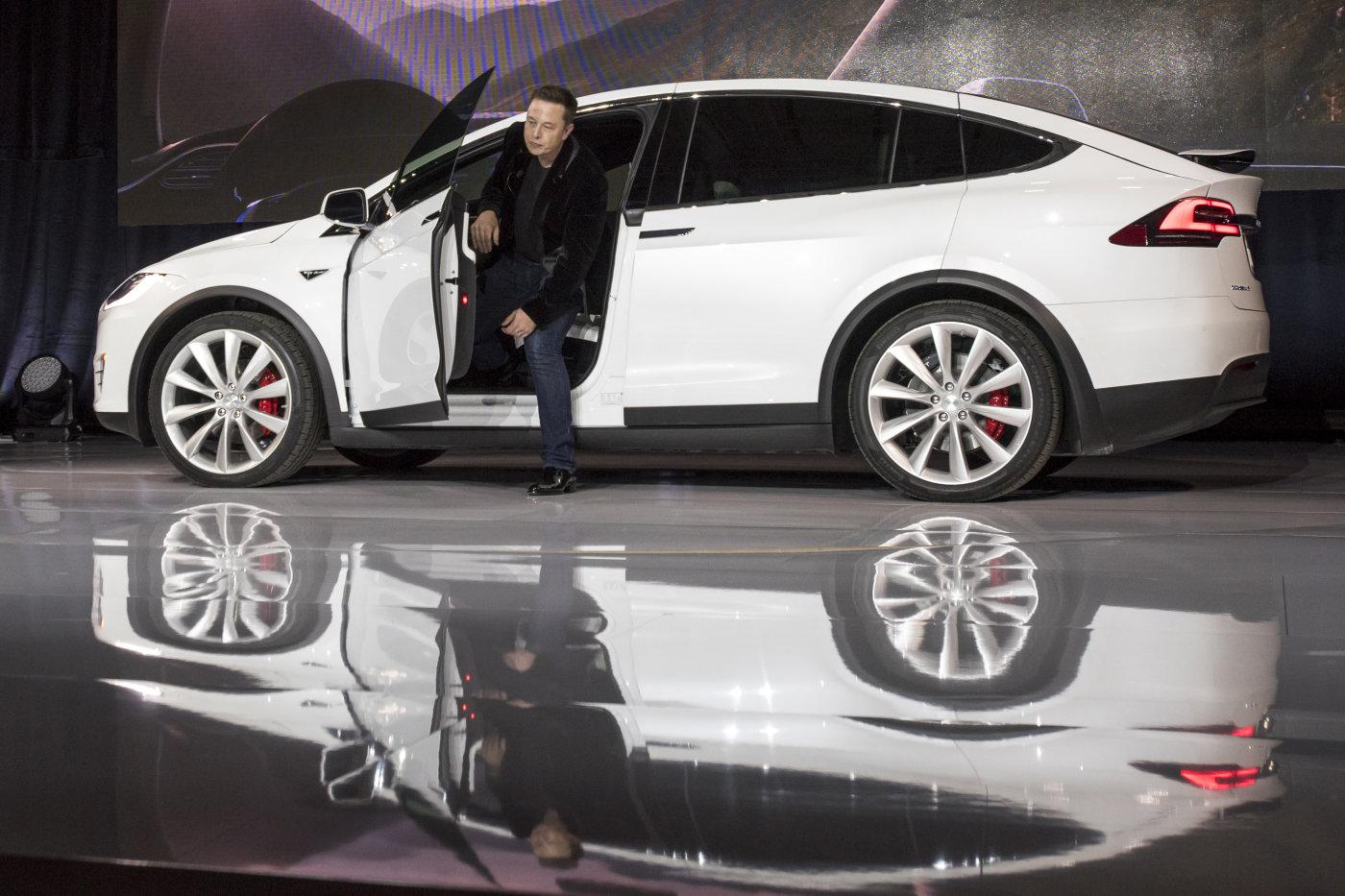 Tesla new car