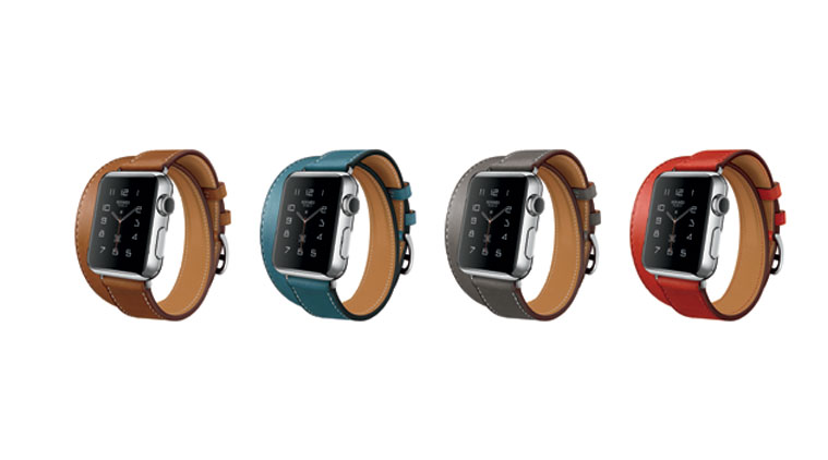The Hermès -Apple Watch- collection