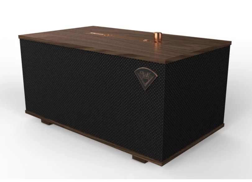 The Three tabletop speaker