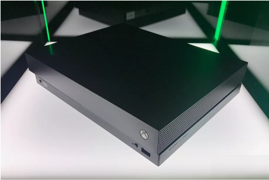 The Xbox One X will support 1440p displays
