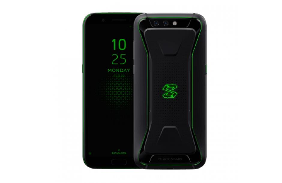 هاتف الألعاب القادم من Xiaomi يأتي بعنوان Black Shark Helo