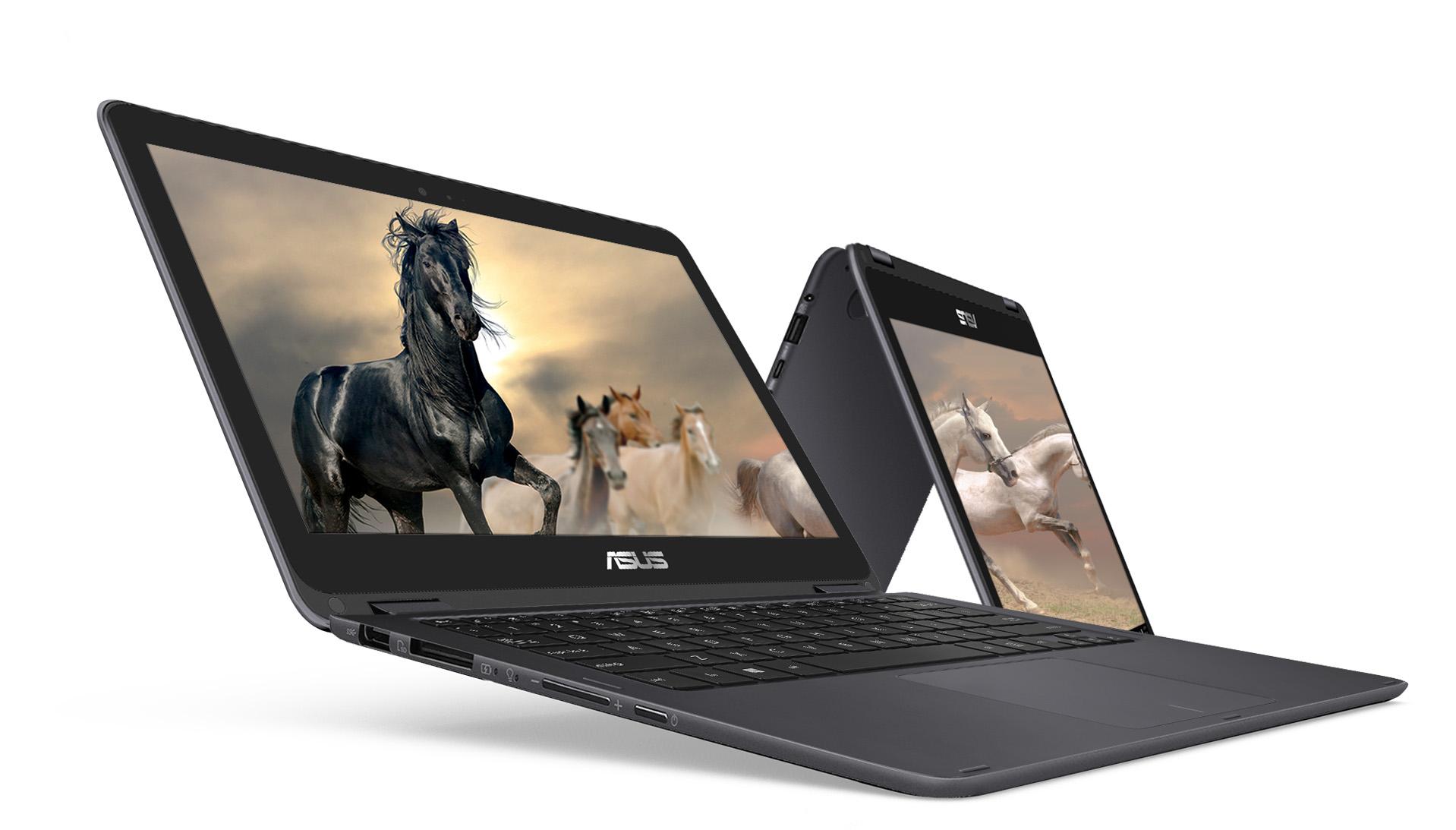 The ZenBook Flip UX360