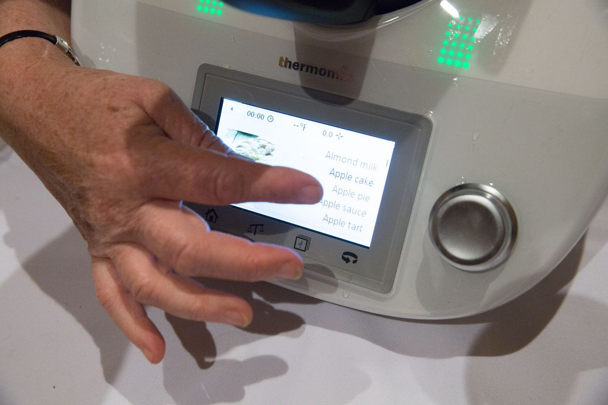 Thermomix TM5-screen