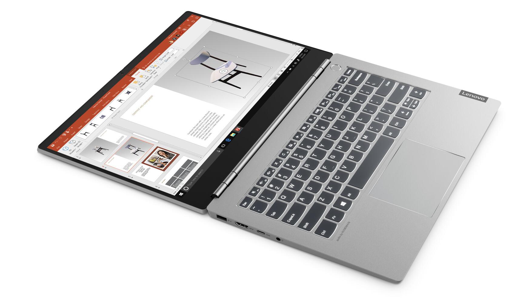 لينوفو تنافس Yoga Dell XPS ThinkBook-14s.png