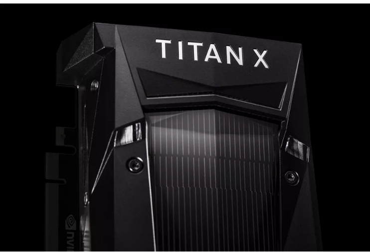 Titan Xp graphics card