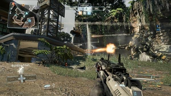 مراجعة لعبة Titanfall 2 - التقنية بلا حدود