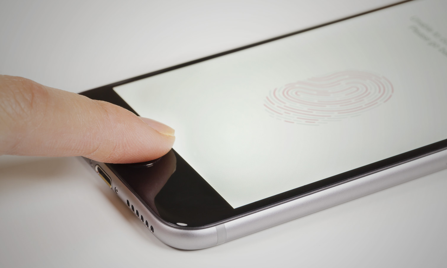Touch ID -iphone