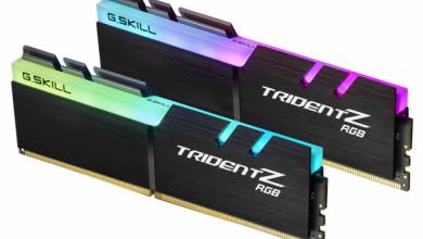 Trident Z RGB 4700MHz