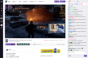 Twitch streaming (1)