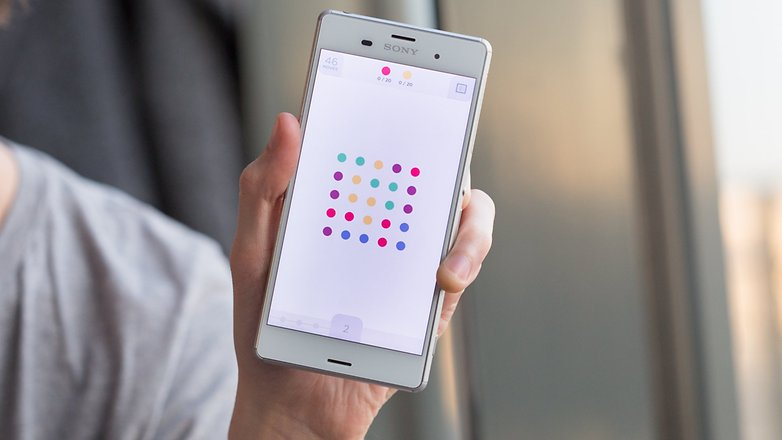 Two-dots-game