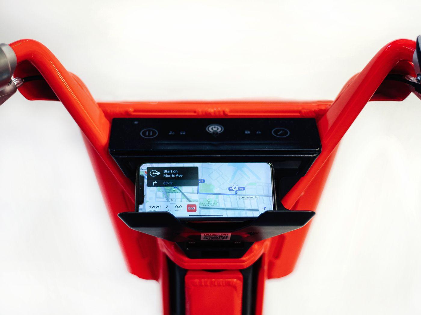 Uber- new- Jump e-bikes