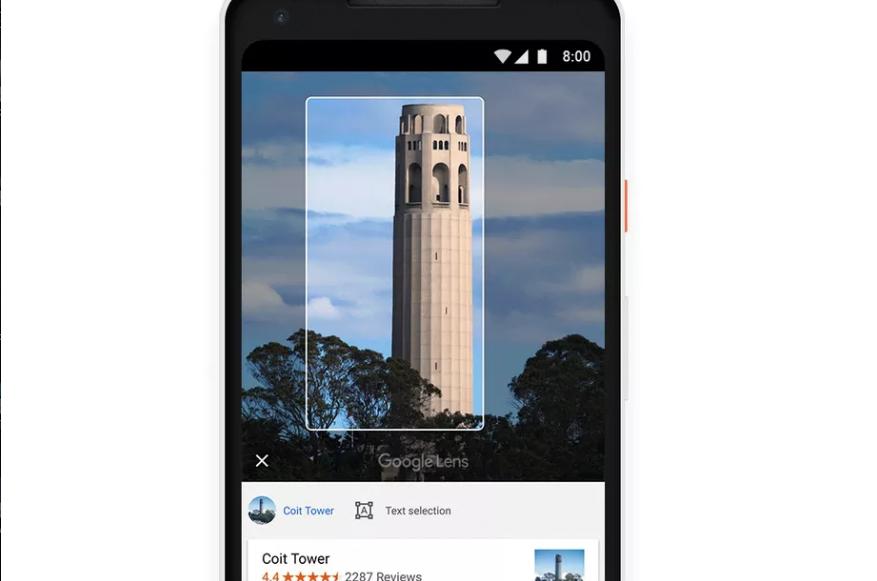 Google Lens متاحة الآن لنظام iOS