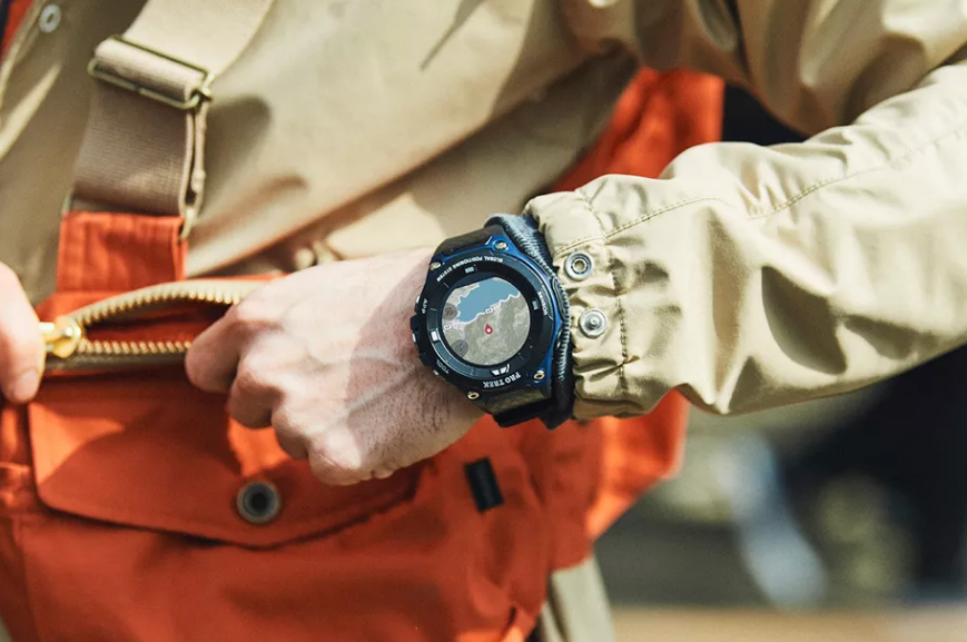 Casio تعلن عن ساعة WSD-F20A بنظام Wear OS وسعر متوسط