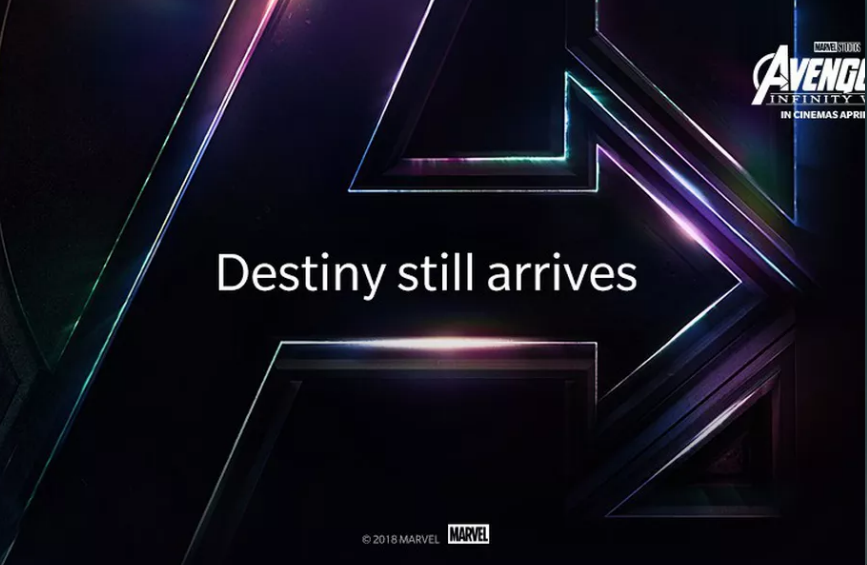 OnePlus تطلق إصدار خاص بفيلم Avengers من هاتف OnePlus 6 في الهند