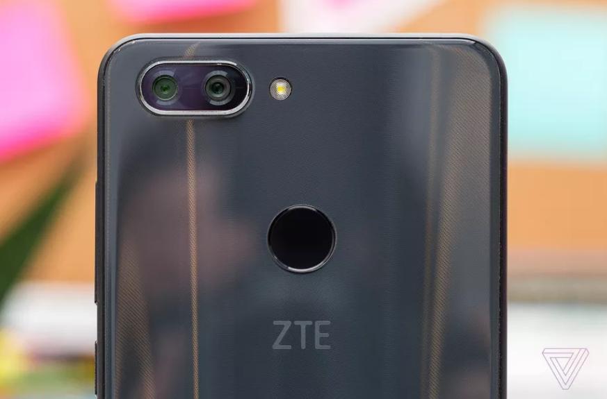 شركة ZTE تصرح ان حظر التصدير الأمريكي سيؤثر بشدة على بقائها