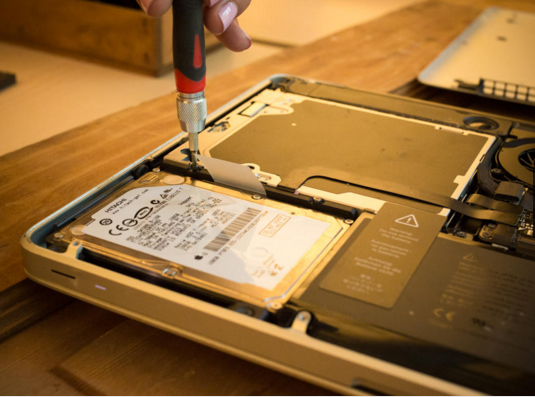 Upgrade your MacBook to an SSD 5