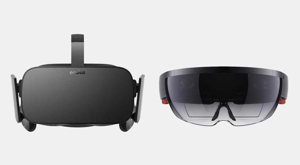 VR&AR-Headset