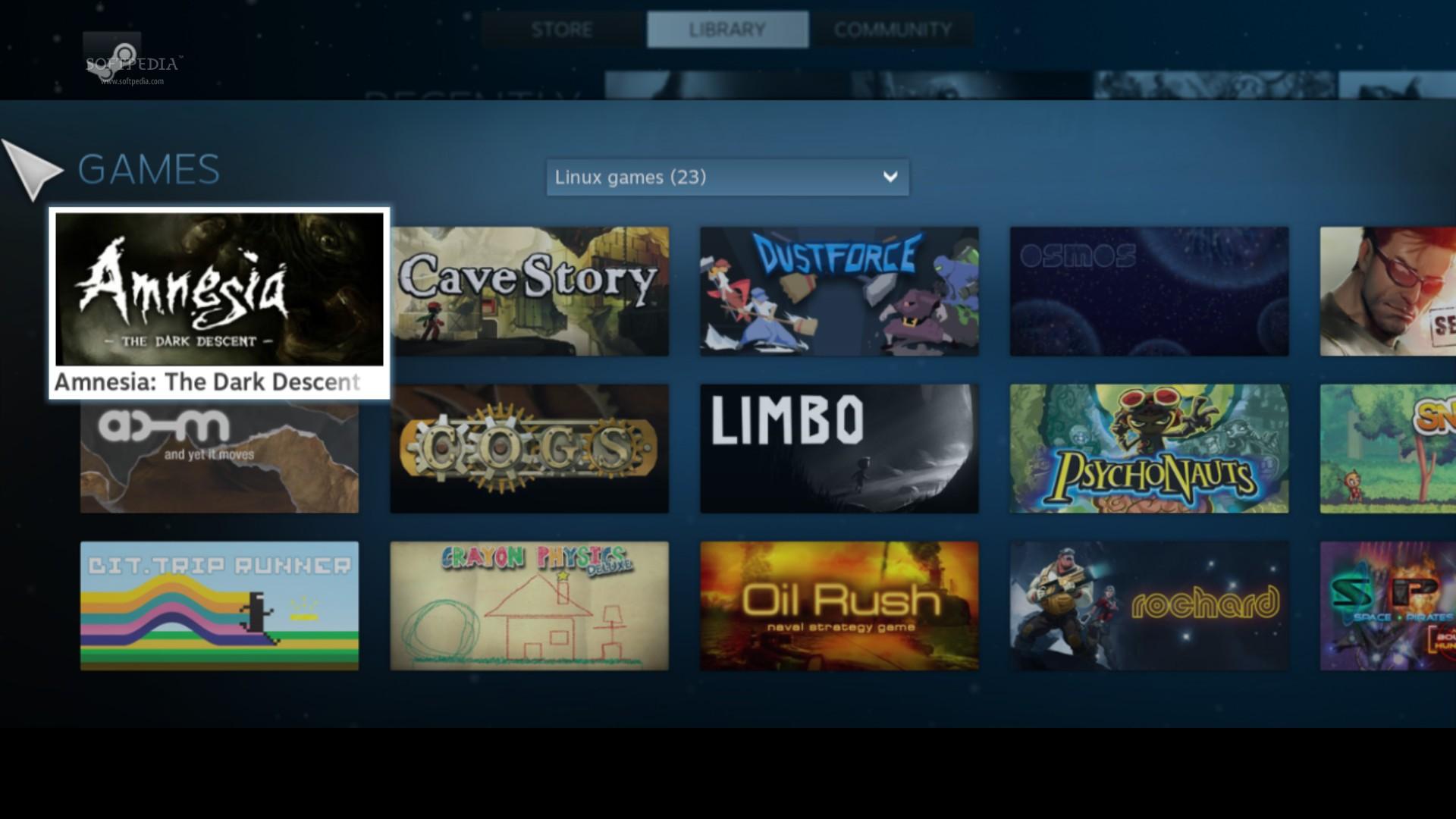 Valve-s-Steam-games